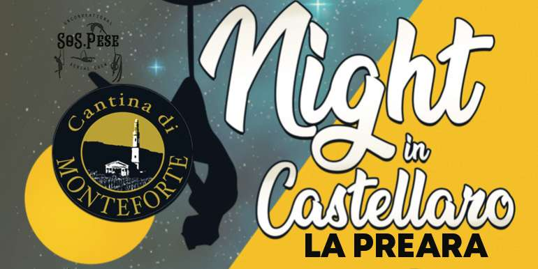 NIGHT IN CASTELLARO